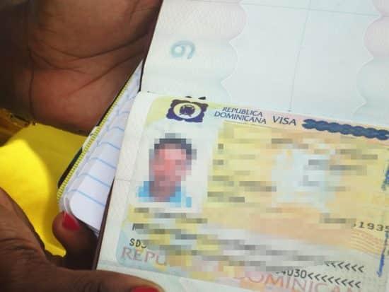 visa república dominicana
