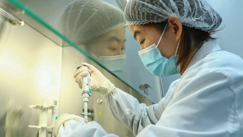 Nueva vacuna recombinante de China contra COVID-19