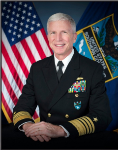 Craig Faller, comandante del Comando Sur