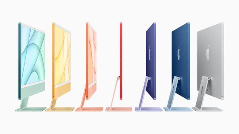 El nuevo iMac presenta un diseño impresionante