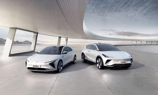 IM Motors L7,LS7 models