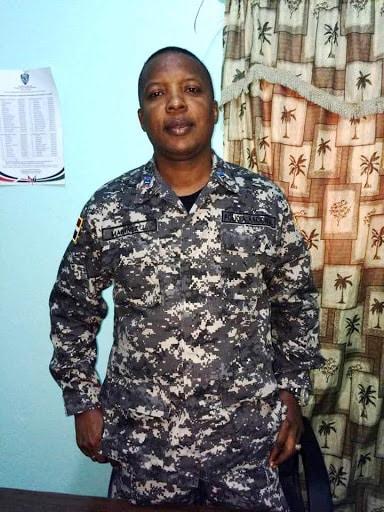 coronel César Maríñez Lora