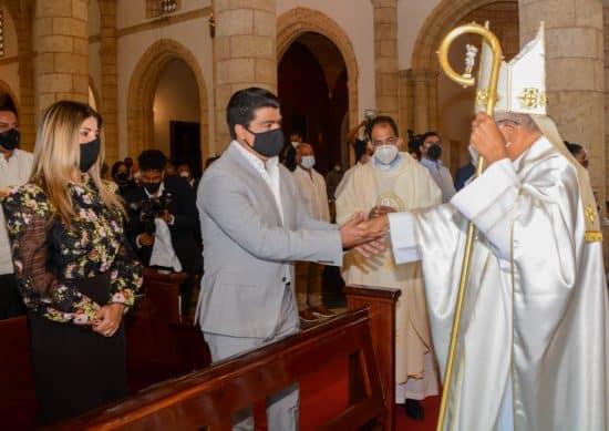 director caasd y arzobispo