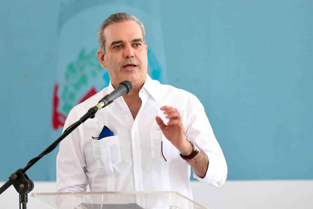 Abinader visitará Cotuí, Santiago y SFM