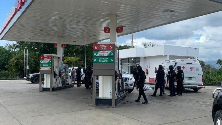 Apresan uno y buscan venezolano por crimen gasolinera