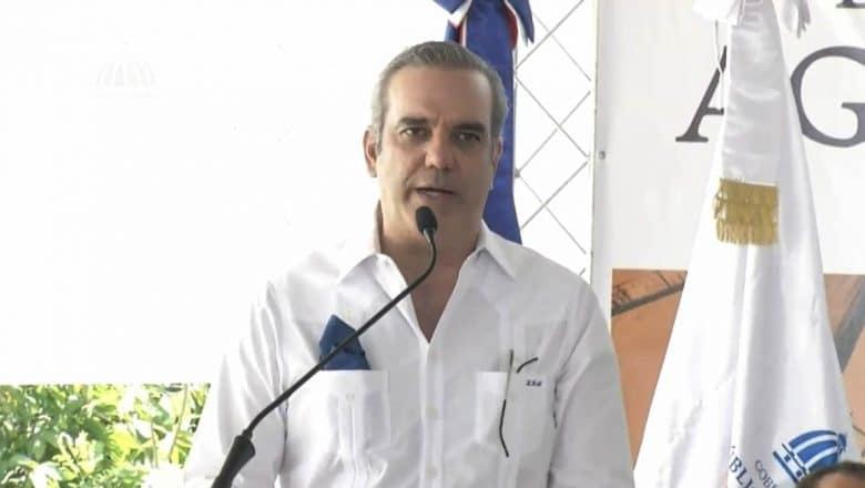 Abinader estará en San Cristóbal el fin de semana