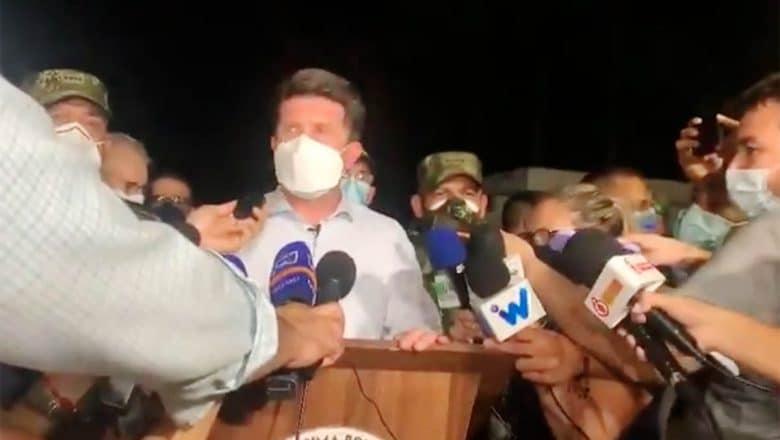 Atentado coche bomba en Colombia deja 36 heridos