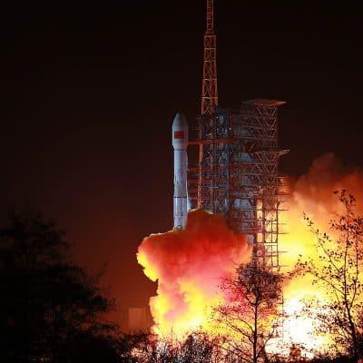 China lanza un nuevo grupo de satélites de teledetección