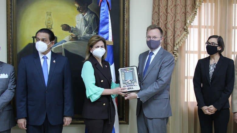 EE. UU. dona 17 ventiladores en apoyo  lucha contra COVID-19