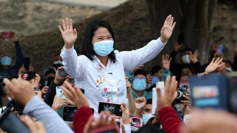 Keiko Fujimori dice que respetará voluntad de votantes
