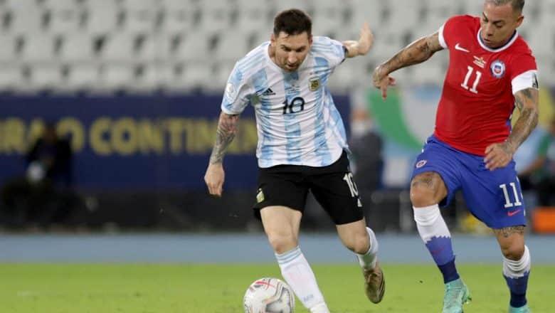 "Fútbol: ""Messi no pudo solo"", resume prensa argentina"