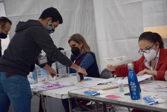 MEXICO-CIUDAD DE MEXICO-ELECCIONES INTERMEDIAS
