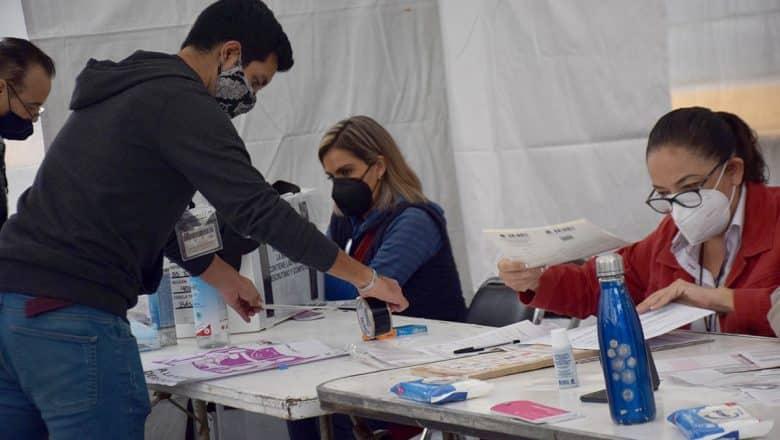 México inicia histórica jornada electoral de 2021
