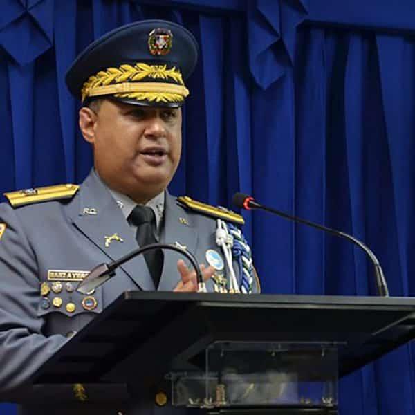 Máximo Báez Aybar sustituye al general Then en Santiago