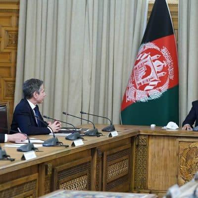 Biden recibirá a presidente de Afganistán