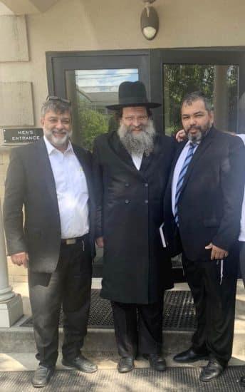 Nombran primer jefe de rabinos sefardíes en RD