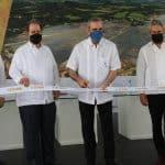 Abinader destaca impacto del Parque Solar Girasol