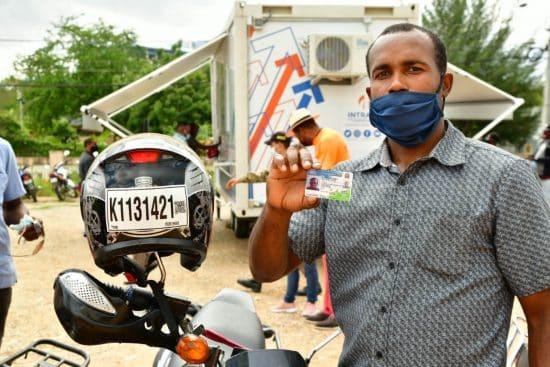 Plan Nacional Registro de Motocicletas