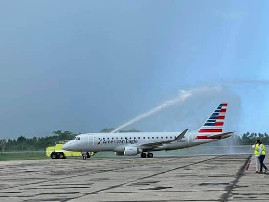 american airlines samaná