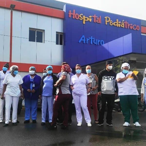 Enfermeras reclaman Gobierno cumpla con acuerdos