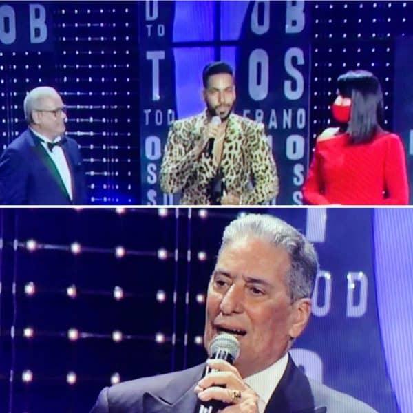 Romeo Santos y Nini Cáffaro son los Gran Soberano 2020 y 2019