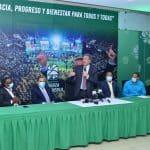 Leonel recomienda al Gobierno retomar programas sociales