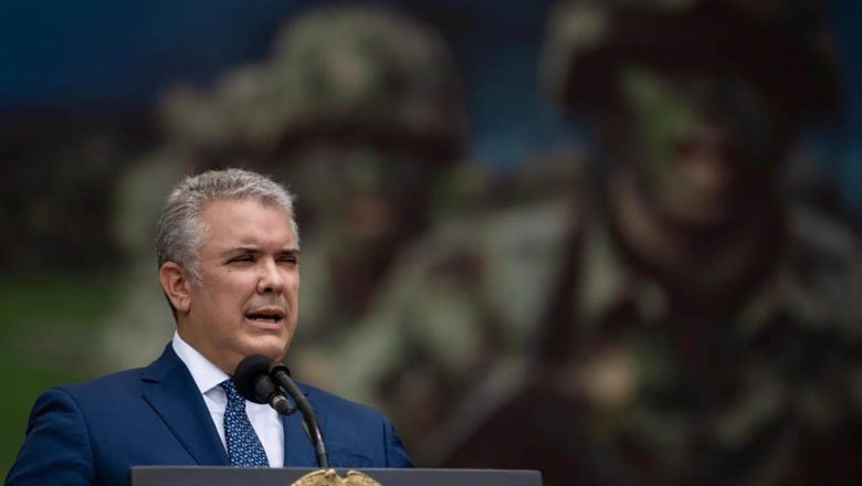 Presidente colombiano anuncia reforma integral de Policía