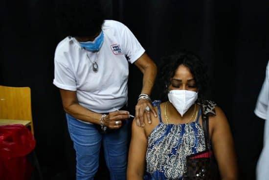 segunda dosis vacuna