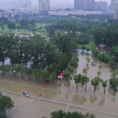 Asciende a 71 muertos por lluvias en provincia china Henan