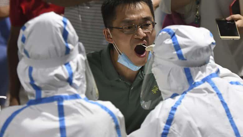 Variante Delta identificada en rebrote en Nanjing