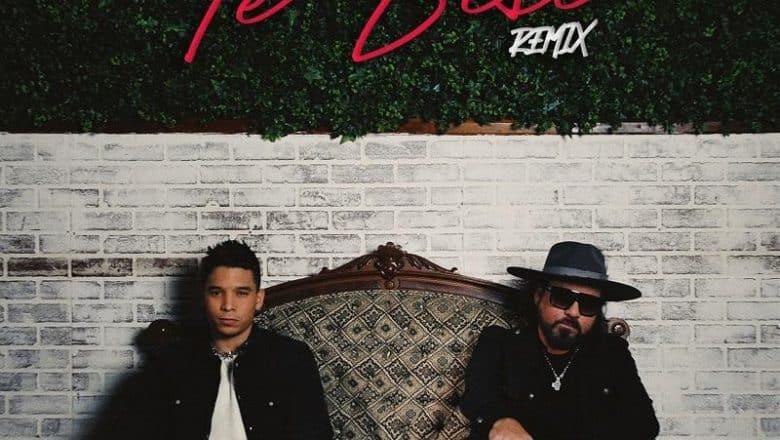 "Christian Pagán presenta el remix de ""Te besé"""