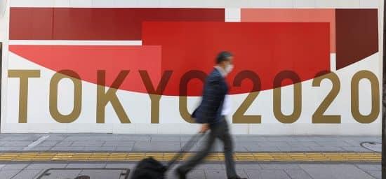 JAPON-TOKIO-JUEGOS OLIMPICOS-CUENTA REGRESIVA