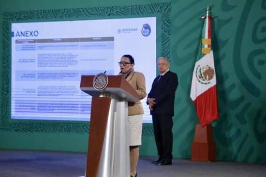 México detecta 31 contratos vinculados a software Pegasus