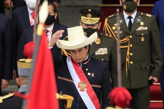 PERU-LIMA-CASTILLO-JURAMENTACION