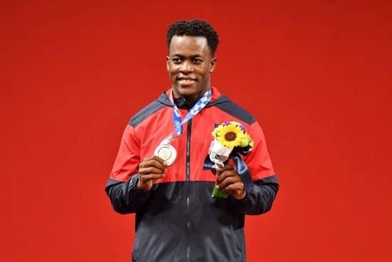 Zacarías Bonnat logra medalla de plata en Tokio 2020