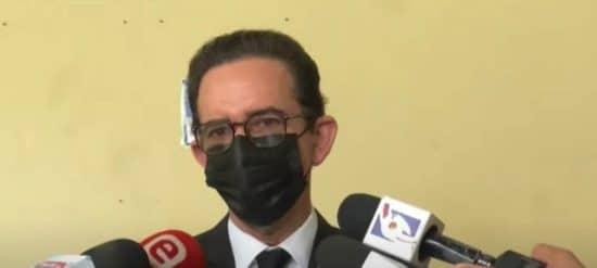 abogado Carlos Salcedo