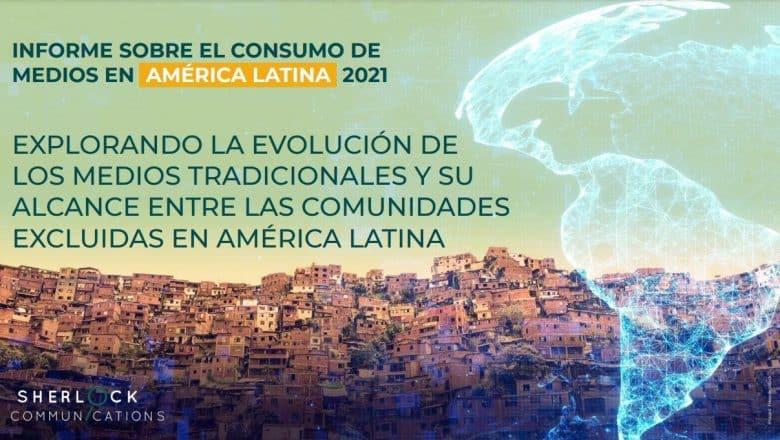 Latinoamericanos se alejan de los medios tradicionales
