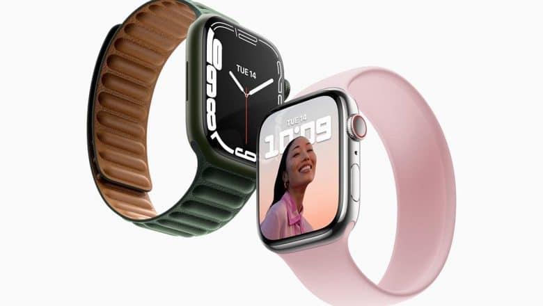 Apple presenta el Apple Watch Series 7