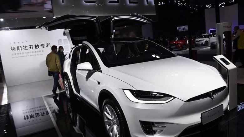Tesla erige centro de datos en China