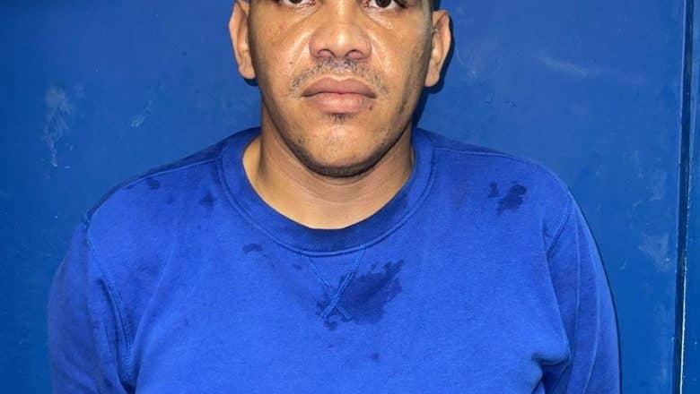 Capturan en Santiago acusado de varios homicidios