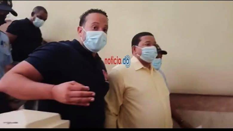 Mosquea Eduardo niega vínculos Operación Falcón
