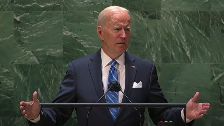"Biden promete ""diplomacia incesante"" en debut en ONU"