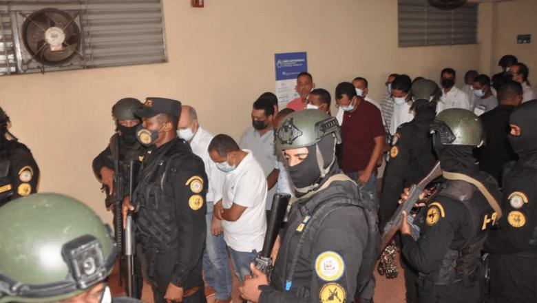Ministerio Público listo para coerción Operación Falcón