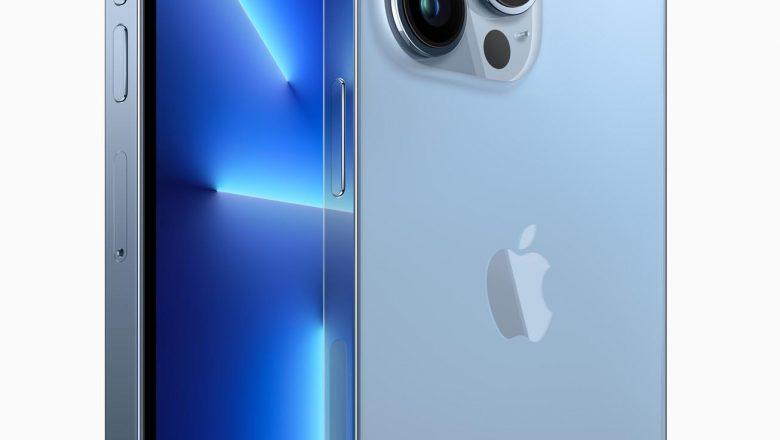 Apple presenta el iPhone 13 Pro y el iPhone 13 Pro Max