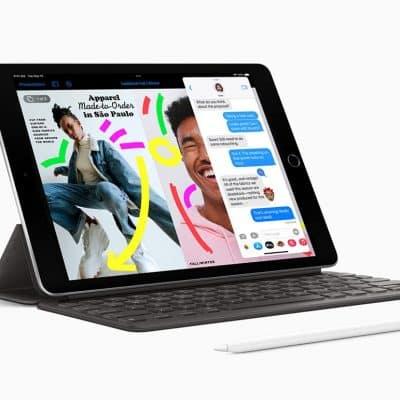 Apple presenta la novena generación de iPad