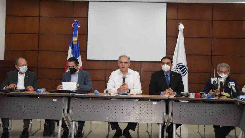 Gobierno, CMD y ARS llegan a un acuerdo