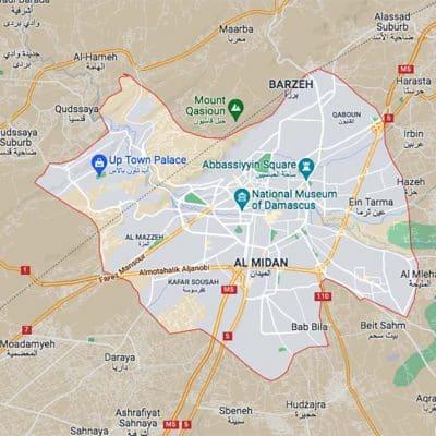 Mueren al menos 13 personas tras explosión en Damasco
