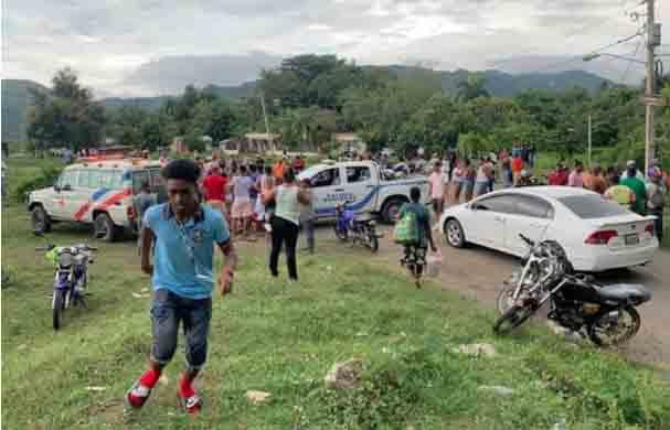 Desconocidos matan joven en Llanos de Pérez