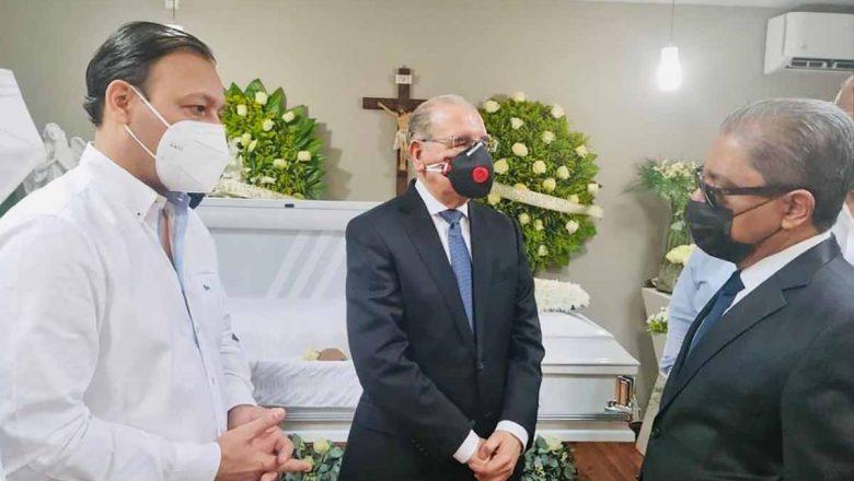 Fallece madre de Marino Collante