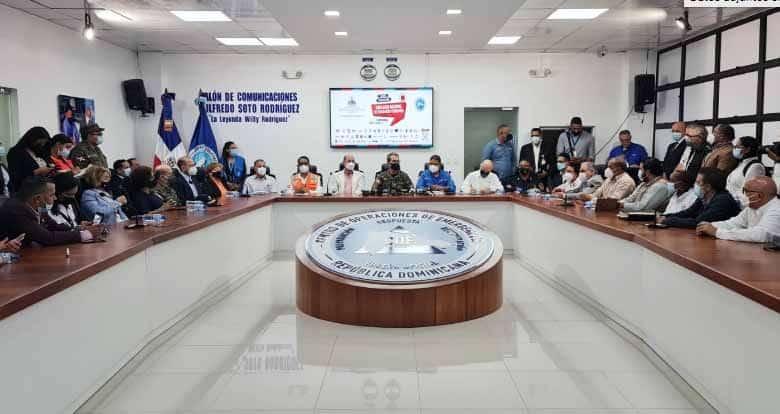 Fuerzas Armadas participarán en simulacro